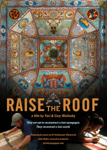 Raise the Roof Poster